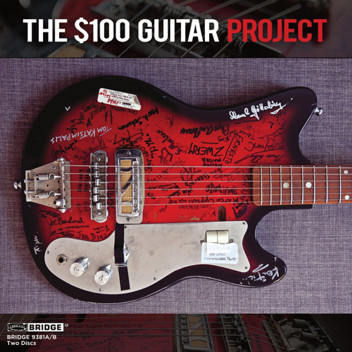 $100 Guitar Project