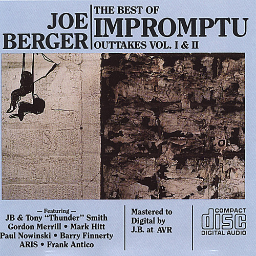 Joe Berger - Impromptu