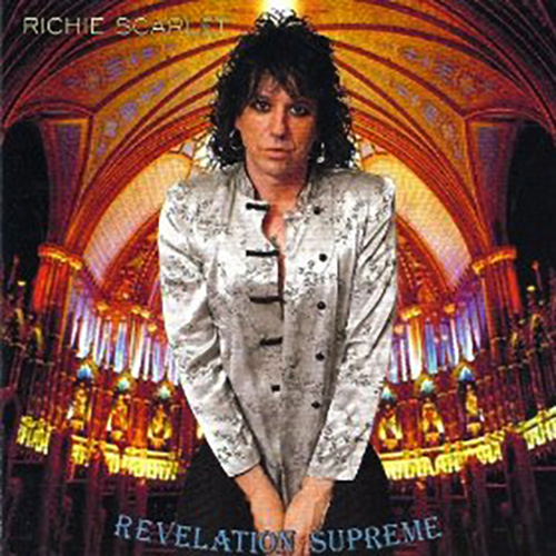 Richie Scarlet - Revelation